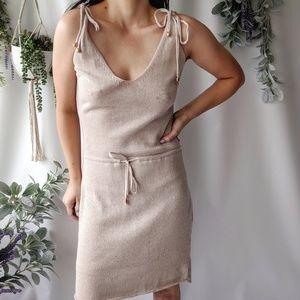 seven wonders the label Ellie cotton dress NWT